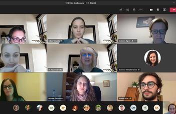 A 2020-as online TDK konferencia