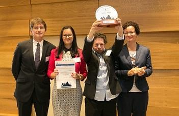 Kiváló gyakorlat díjban részesült a BGGyK innovatív oktatói csapata
