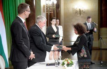 Bárczis kitüntetett augusztus 20-án