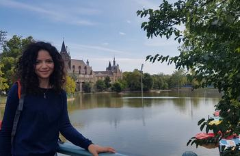 Interview with our Erasmus+ Trainee in the International Office