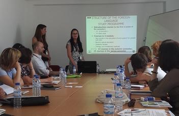 Erasmus+ oktatóknak