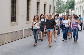 Erasmus+ hallgatóknak